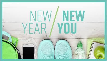 New year, new health goals?